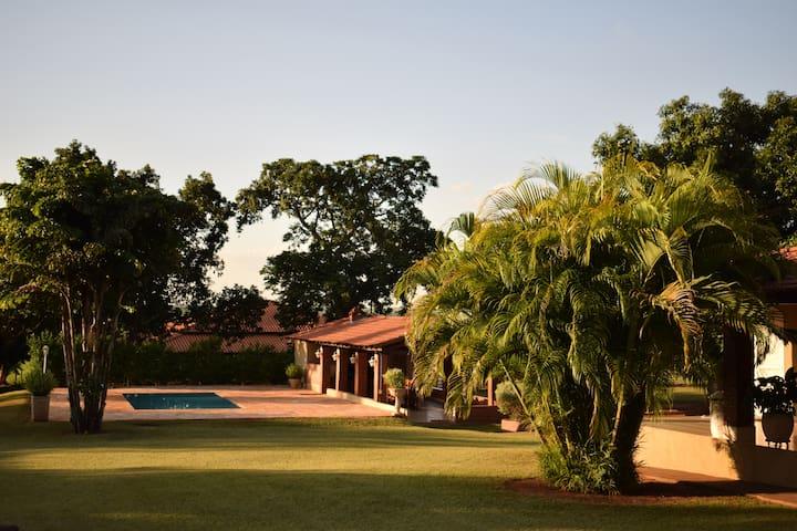 Guapiaçu的民宿