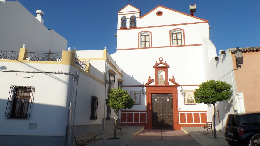 Casa LLano del Convento en La Rambla(Córdoba).