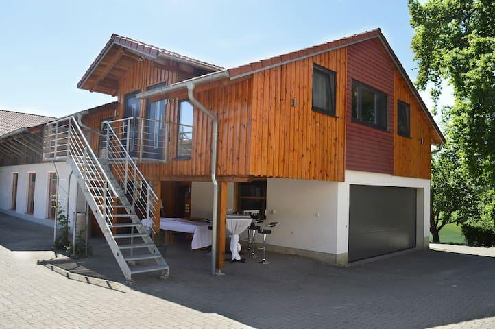 Wernberg-Köblitz的民宿