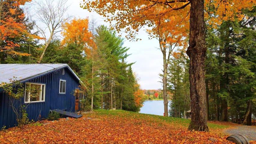 Adirondack Getaway on Kayuta Lake
