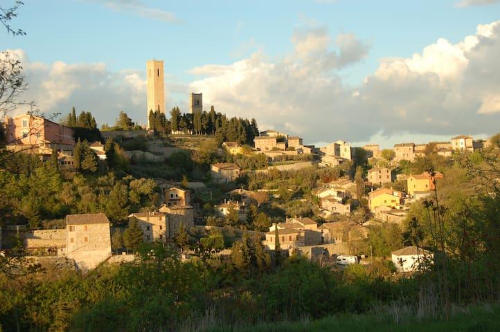 San Severino Marche的民宿