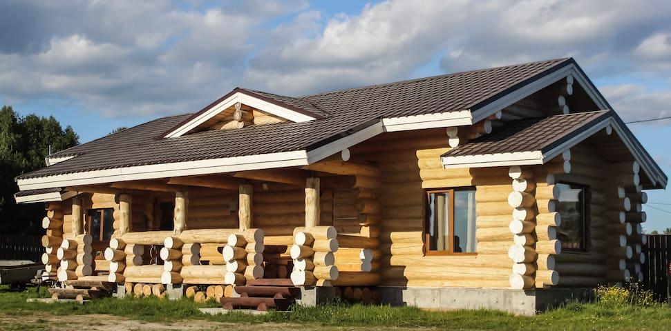 Medvezhyegorsk的民宿