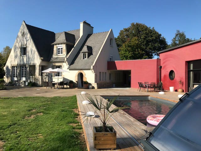 Plouigneau的民宿
