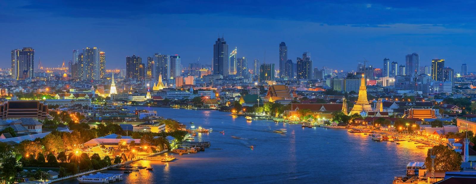 曼谷的度假屋