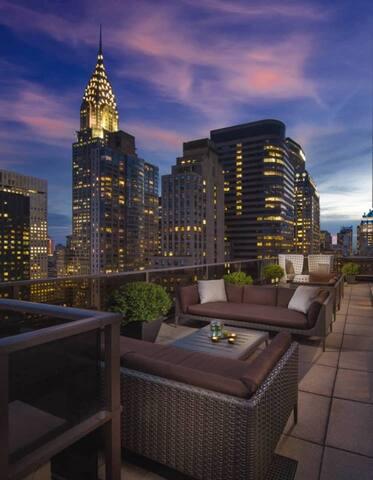 Wyndham Midtown New York City Deluxe Studio Condo
