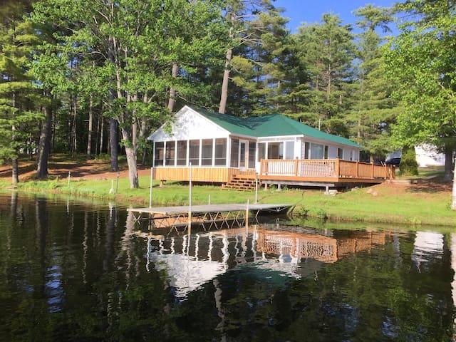 Otter Lake的民宿