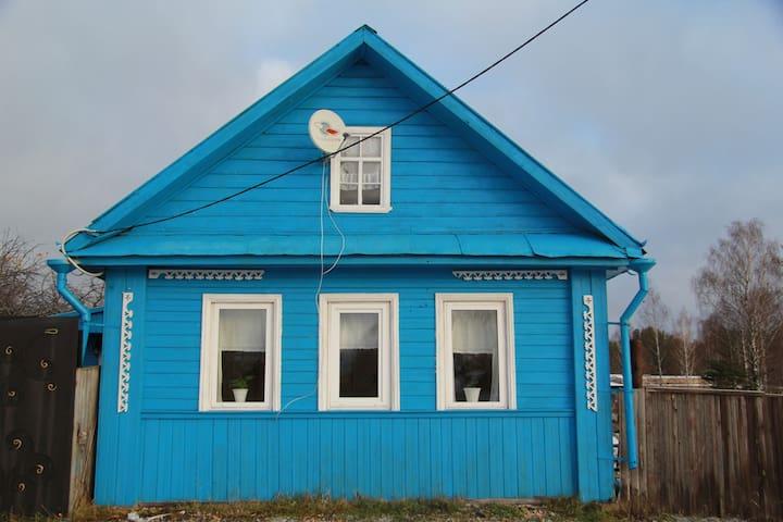 Opechenskiy Posad的民宿