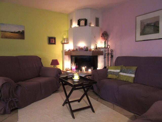 3 chambres d'hôtes