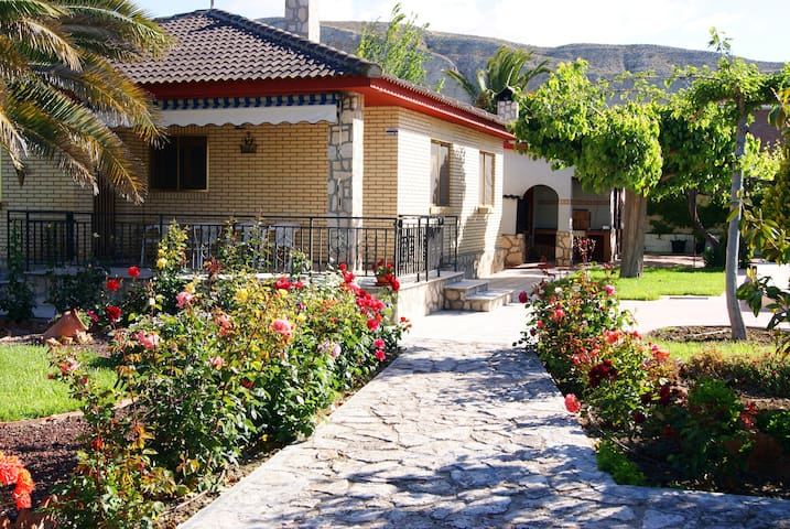 Nuez de Ebro的民宿