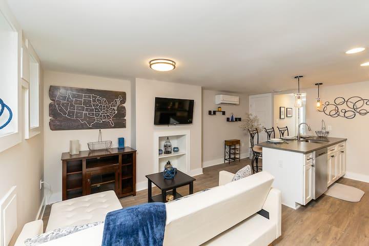Beautifully Renovated DC Row Home