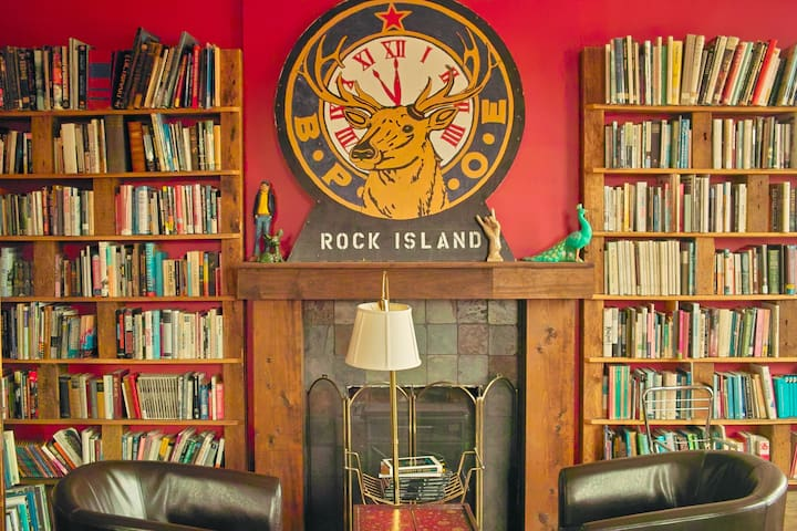 Rock Island的民宿