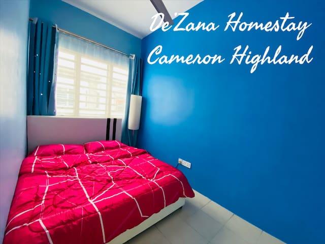 De'Zana Homestay, Tanah Rata, Cameron Highlands.