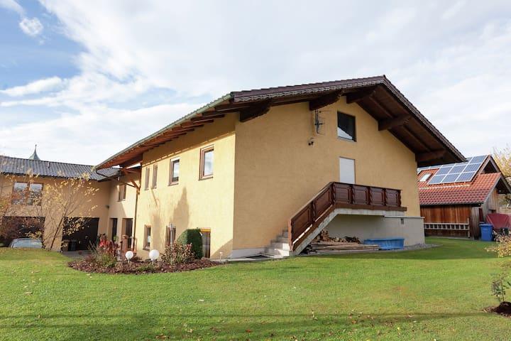 Ruhmannsfelden的民宿