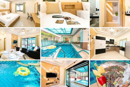 Jin Pool Villa Aonang, Krabi