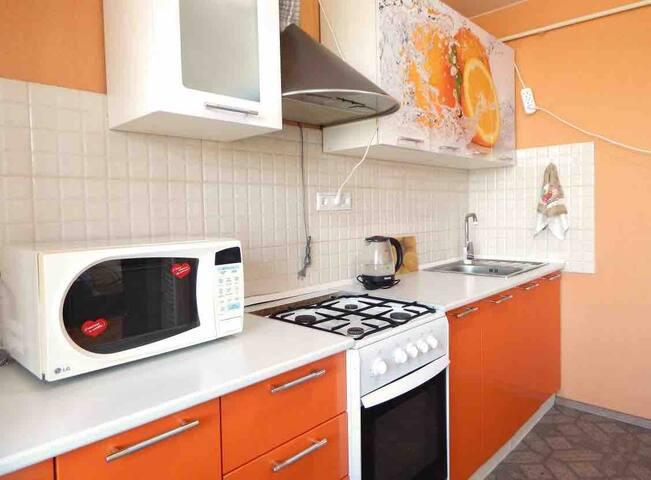 Воткинск的民宿