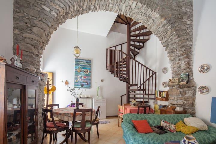 Casola In Lunigiana的民宿