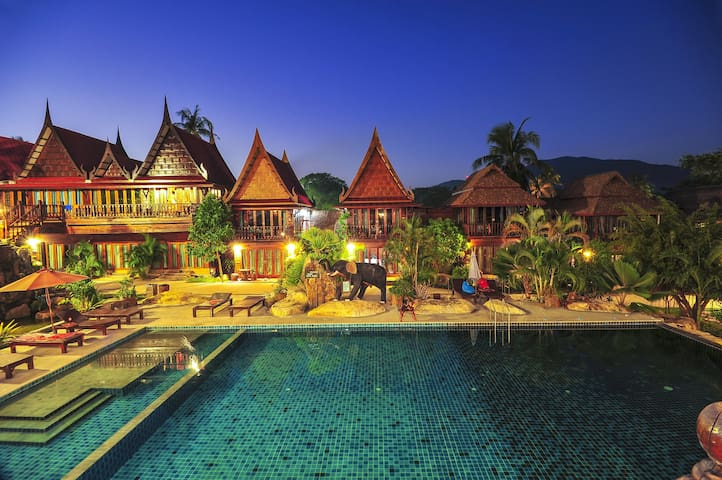 Amphoe Mueang Satun的民宿