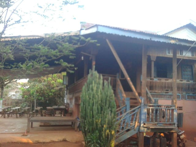 Krong Ban Lung的民宿