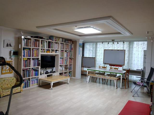 Hajung-ro 209beon-gil, Siheung-si的民宿
