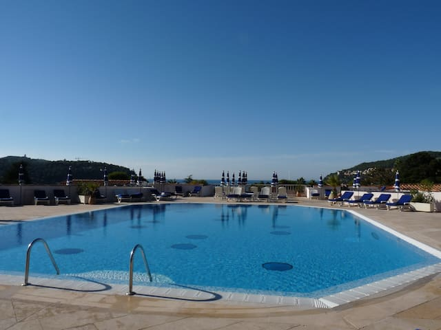 Villefranche-sur-Mer的民宿
