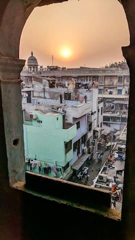 印度河庄园城的体验