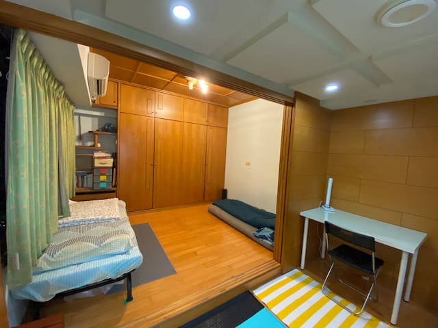台北的民宿