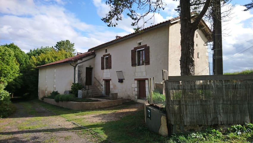 Brantôme en Périgord的民宿