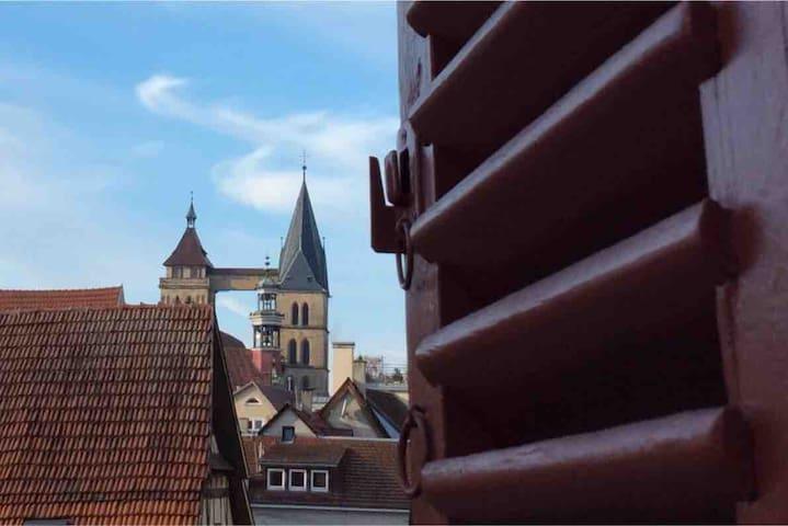 Esslingen am Neckar的民宿