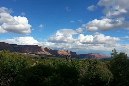 PRIVATE RANCH LOCATED BETWEEN MOAB/TELLURIDE/OURAY