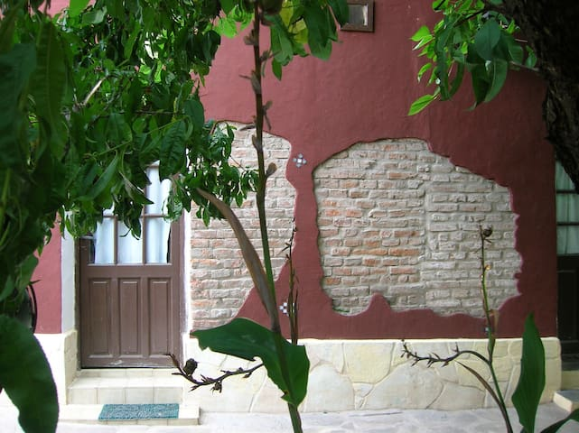 San Alberto的民宿