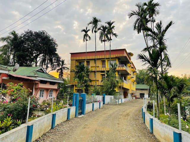 Tinsukia的民宿