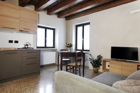 Tower apartment