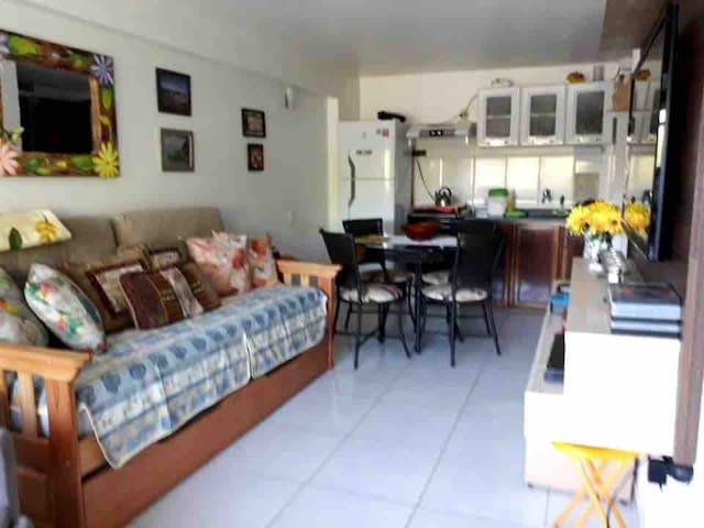Condomínio Alcobaça Bahia Apt 1 quarteirão d praia
