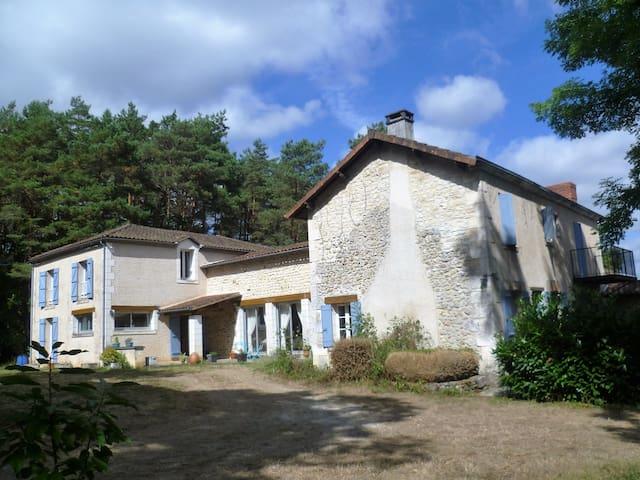 Brantôme的民宿