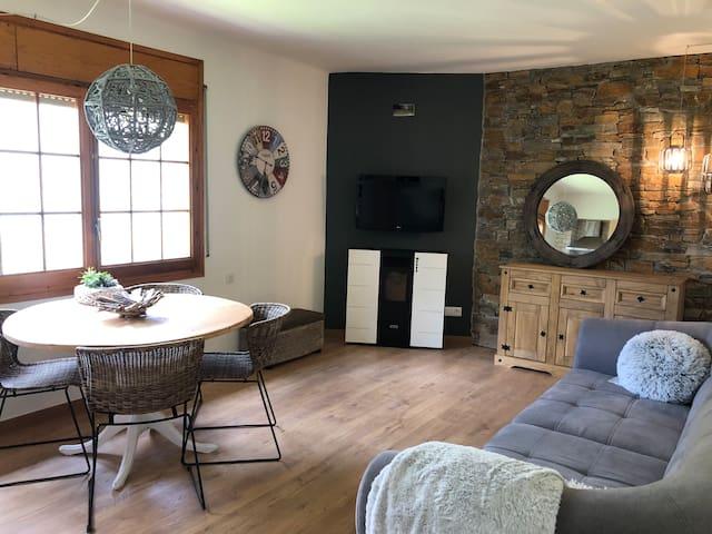 Apartamento ideal familias