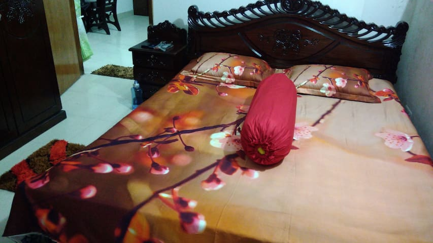 Dhaka的民宿