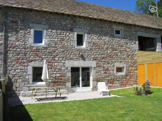 Saint-Alban-sur-Limagnole的民宿