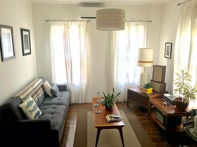 Cozy SOCO Cottage! Walking Distance to sights.