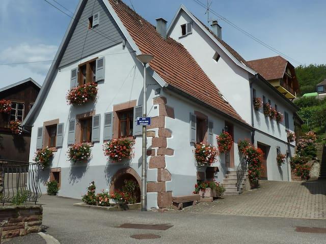 Breitenbach的民宿