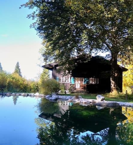 Benediktbeuern的民宿