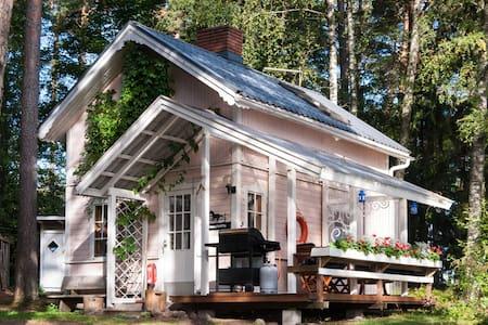Cozy Archipelago Cottage for 4+2 p.