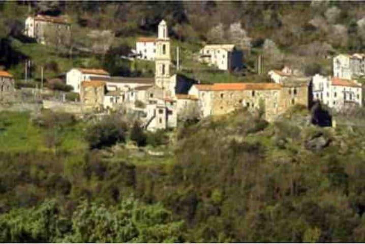 Lugo-di-Nazza的民宿
