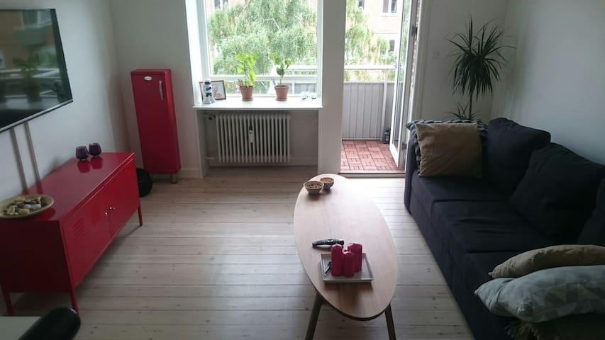 København, DK的民宿