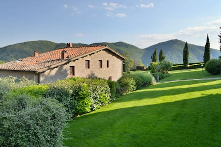 Farmhouse on the hills of Chianti