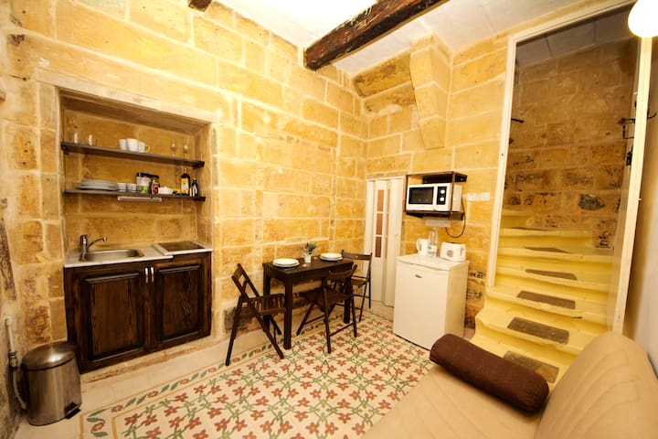 Highly finished Valletta apartment