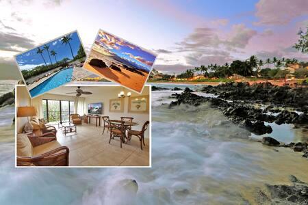 Nice Condo in Kihei Akahi Resort at Kamaole Beach