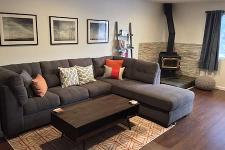 Clean, Quiet, Remodeled 1 BR Condo. New Furniture