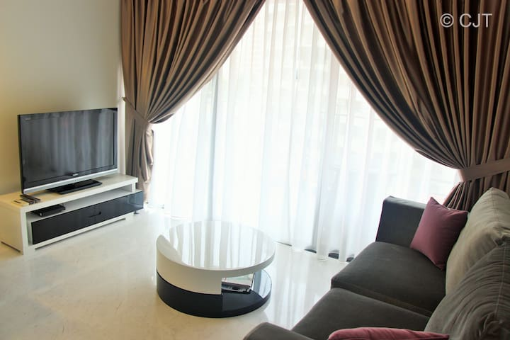 One Bedroom For Stay In Heart of City