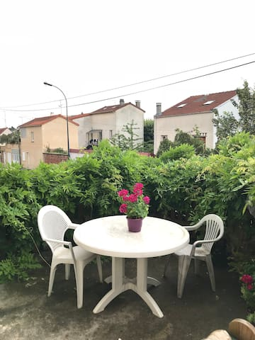 Fontenay-sous-Bois的民宿