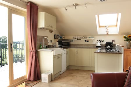 Stylish eco friendly 1BD apartment